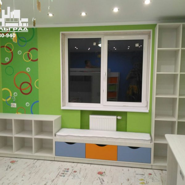 Детская мебель Калининград Мебель для детской комнаты Детская комната стеллажи полки