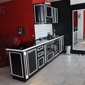 Кухня стильная современная  кухни мебелик в калининграде