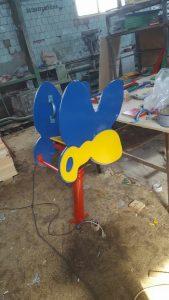 Уличное оборудование для детских садов