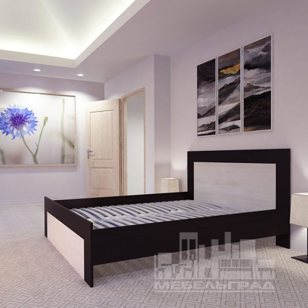 кровать 700х700