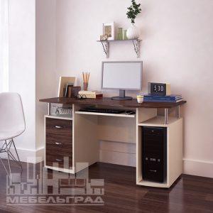 стол рабочий письменный компьютерный для ноутбука