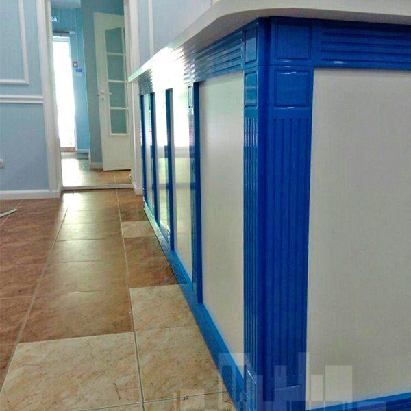 Рецепия стойка администратора заказать Калининград