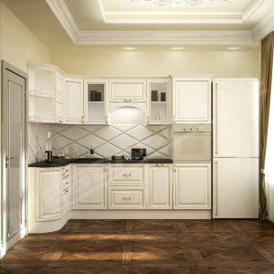 Кухня Венеция Угловая кухня Калининград