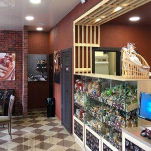 витрины на заказ Калининград офисная мебель