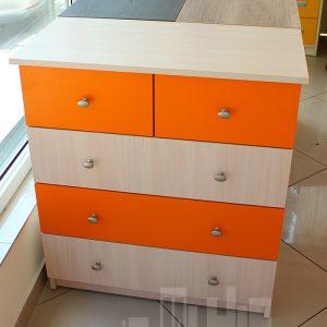 Комод Калининград Оранжевая детская мебель Калининград