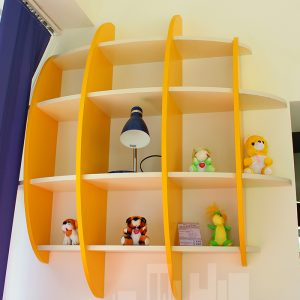 Желтая детская мебель Калининград
