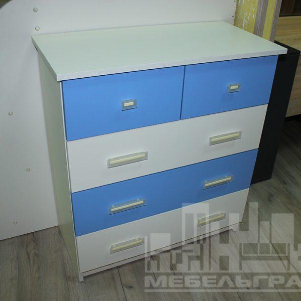 Комод Калининград Голубая детская мебель Калининград