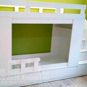 Двух-ярусные кровати Калининград Детская мебель Калининград