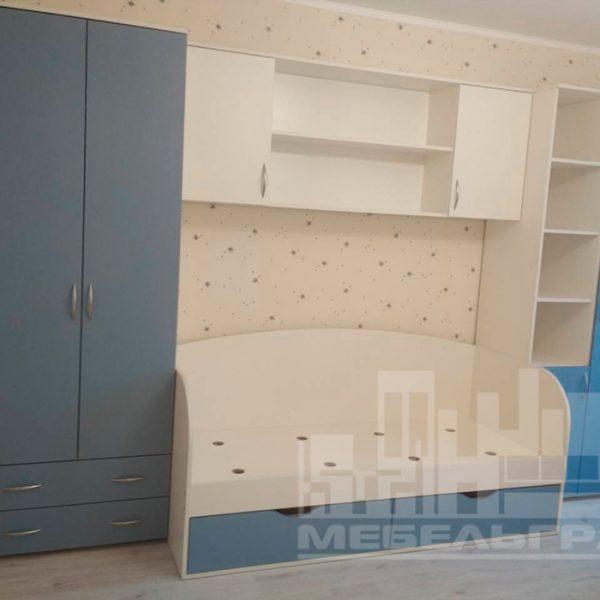Голубая детская мебель Калининград Фoтo дeтcкaя мeбeль нa зaкaз в Kaлинингрaдe