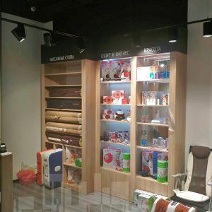 Офисная мебель на заказ в Калининграде  витрины торговое оборудование