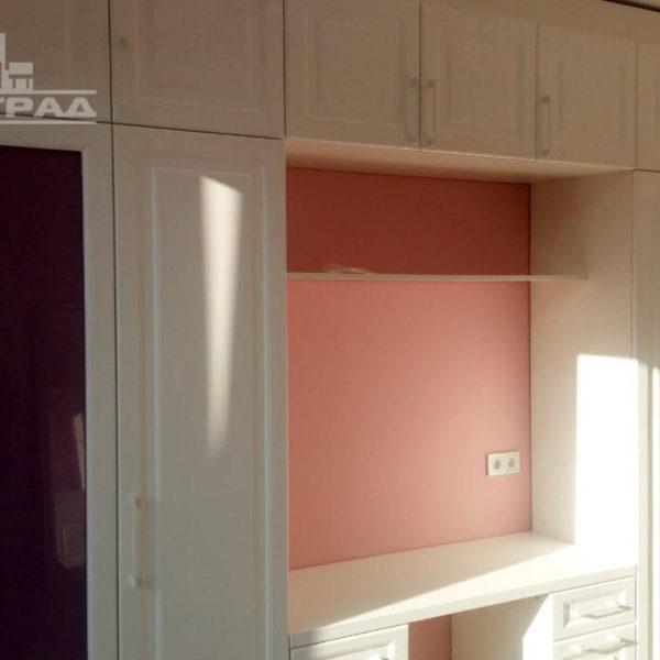 Классический шкаф в детскую Детская мебель Калининград Шкаф Калининград