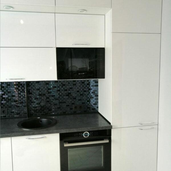 Черно-белые кухни Калининград. Купить кухню в Калининграде. Кухня купить Калининград. Кухня на заказ в Калининграде