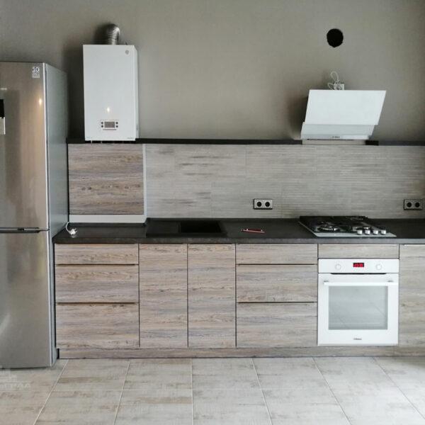 Кухня без верхних шкафов Кухни Калининград Кухня в Калининграде