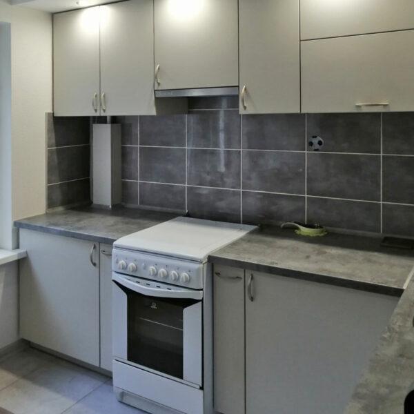 Кухня с отдельно стоящей плитой. Кухни Калининград