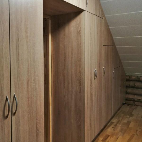 Шкаф в мансарду купить шкаф в Калининграде Шкафы Калининград