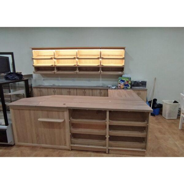 Витрина для пекарни Витрины Калининград Торговое оборудование