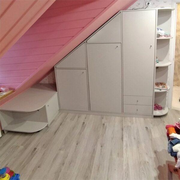 Мебель для мансарды Шкафы Калининград Купить шкаф в Калининграде