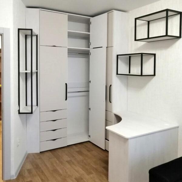 Современная подростковая мебель Калининград Шкафы Калининград купить шкаф в Калининграде