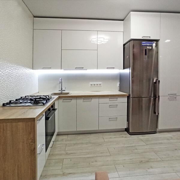 Современная белая кухня Кухни Калининград Купить кухню в Калининграде