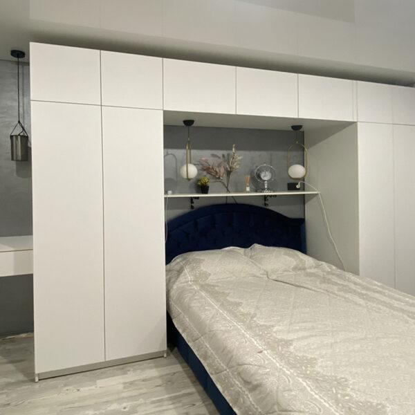 Шкаф вокруг кровати Шкаф в спальню Калининград Шкафы Калининград