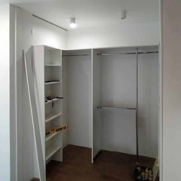 Большая гардеробная Шкафы купе Калининград Купить шкаф