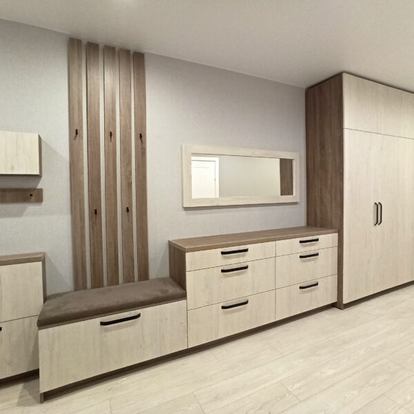 Мебель в прихожую Прихожие Калининград Шкафы в Калининграде
