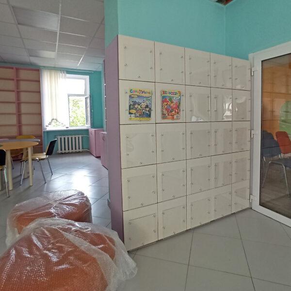 Картотека Калининград Детская библиотека Мебель на заказ Офисная мебель Калининград