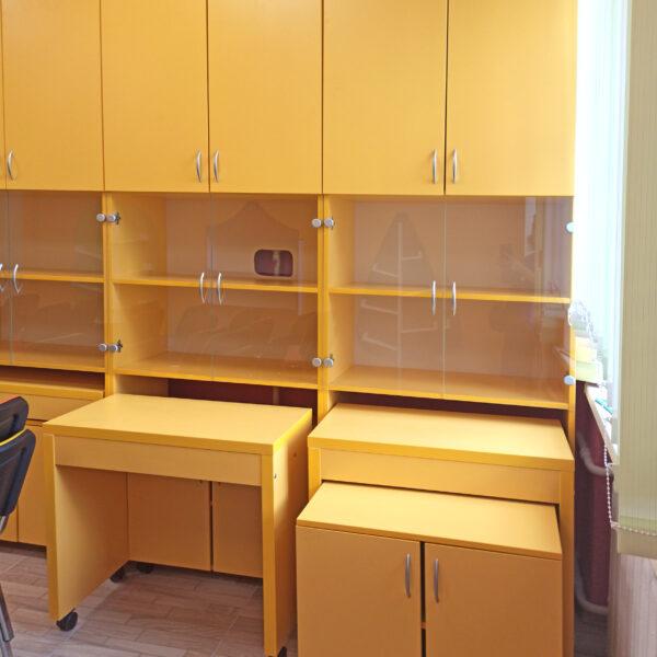 Шкафы с выкатными столами Шкафы Калининград Стеллажи Калининград