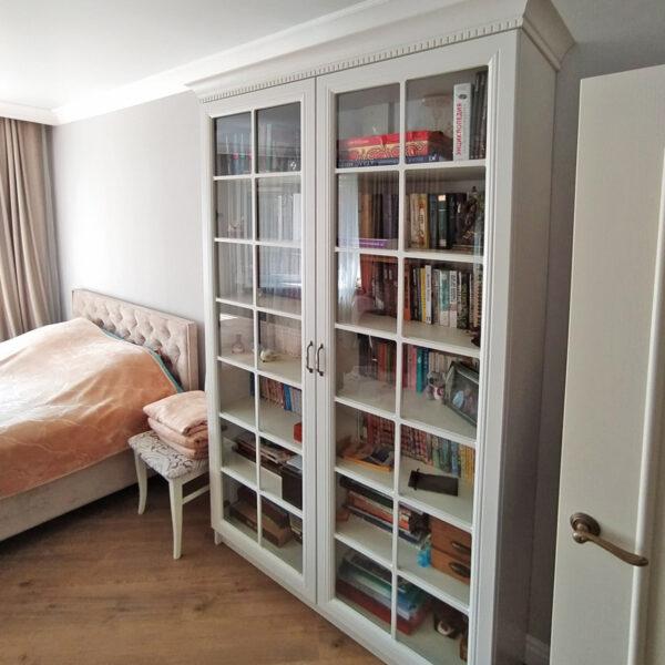 Книжный шкаф Калининград Купить шкаф в Калининграде