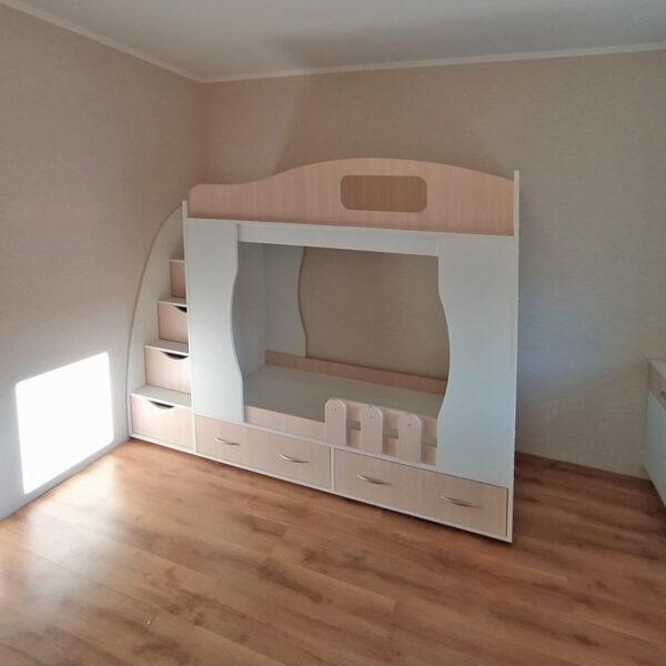 комната для двоих детей детская мебель письменный стол Калининград
