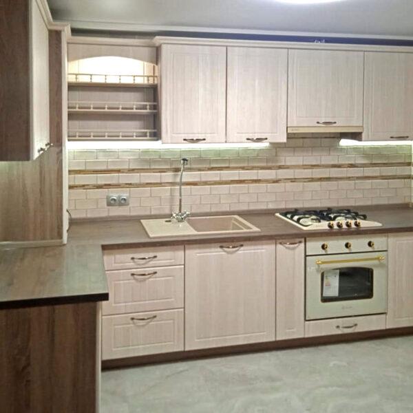 Кухня в стиле кантри Калининград Кухни на заказ в Калининграде Купить кухню