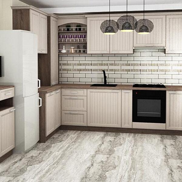 Кухня в стиле кантри Калининград Кухни на заказ в Калининграде Купить кухню ад Кухни на заказ в Калининграде Купить кухню