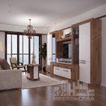 Гостиная на заказ купить стенку в Калининграде недорого