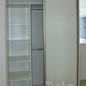 Двух-створчатый шкаф-купе