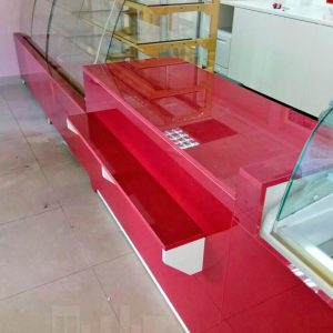 Витрины, торговое оборудование на заказ офисная мебель Калининград
